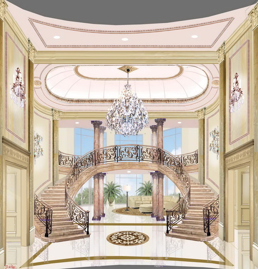 The Abuja French Chateau Nigeria Africa