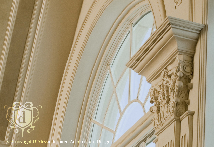D 39 alessio custom architectural millwork design services for Architectural design services